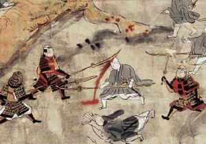 上宮寺絵伝(第五幅 長島転戦)